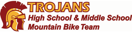 Trojan Mountain Bike Team Logo